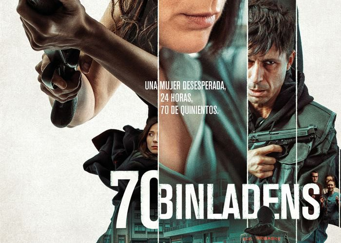 70 binladens película