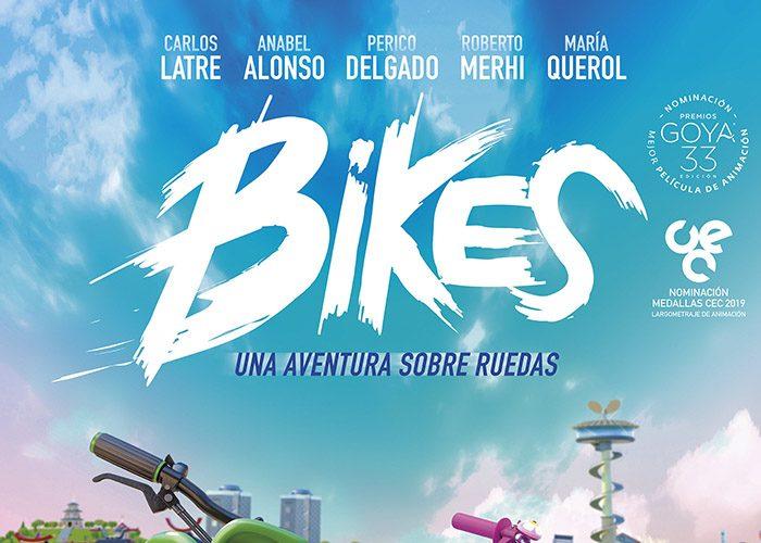 bikes película