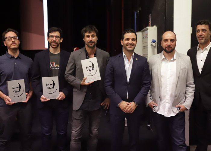 Hugo Silva premiados festival cine Paterna