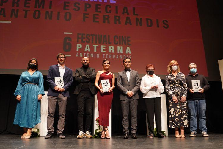 Premiados VI edición